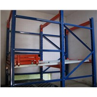 Mobile-Gravity Pallet Racking