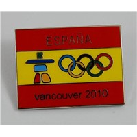 Olympic Lapel Pin