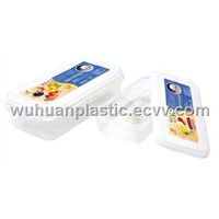 Plastic Food Container 0181,0182