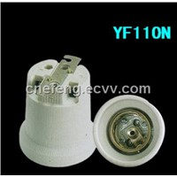 Porcelain Screw Lampholder