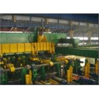 Section Steel Automatic Stacker
