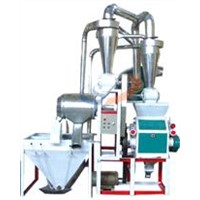 Single Flour Mill
