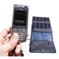Solar Emergency Power for Mobile Phone