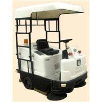 Sweeper Floor, Sweeper Car, Battery Sweeper