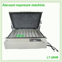 desktop uv exposure machine with vacuum