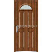 Windows Steel Door with Glass