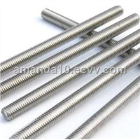Zinc Plate Threaded Rod
