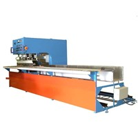 High Frequency Canvas Welder - Movable