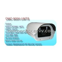 3G Wireless Security Camera for Surveillance