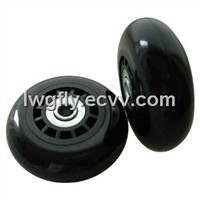 luggage carrier wheel