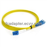 SC-LC Duplex Patch Cord