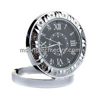 CCTV-Mini Table Clock DVR Spy Camera (MDS-6773)