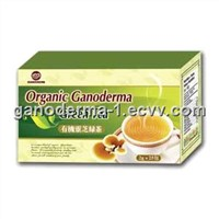 Organic Ganoderma Grean Tea