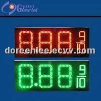 Petrol Price Charger LED