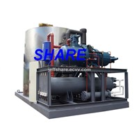 Flake Ice Machine 25 Ton Per Day