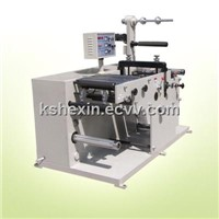 Rotary Die Cutting Machine with Slitting Function ( HX-320C)