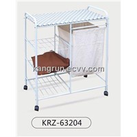 Laundry Cart with Ironing Board
