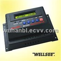 12V/24V 20A/25A/30A LCD Solar Charge Controller