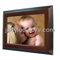 15 inch Wood Digital Photo Frame