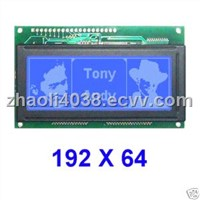 192x64 Graphic LCD Modules