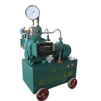Electric Hydraulic Test Pump (2D-SY80MPa)