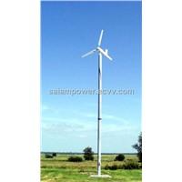 3kW Wind Turbine Generator (VAWT) from China Manufacturer