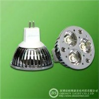 3W Cool White MR16 LED Spotlight