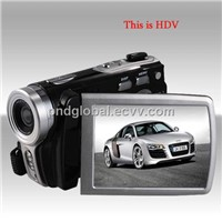 3 Inch Digital Video Camera HDV