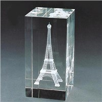 3D Crystal Cube Engraving Machine