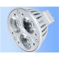 3x1W High Power LED MR16 Spotlight/ Downlight