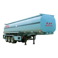 40CBM Tank Semi-Trailer