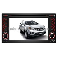 6.2 inch Car DVD with TV Tuner for Kia New Cerato (TS6621)