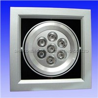 7W Recessed LED Ceiling Spotlight