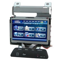 7 Inch Car Monitor with Dvd Player & Navi Function Suit for Landrover Freelander 2