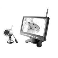 7''TFT LCD Baby Wireless Monitor