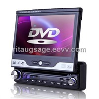 "7""in-Dash Car DVD Player/ Car Video"