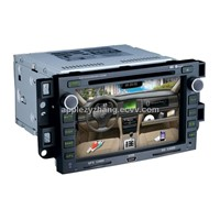 7 inch Car Monitor and Dvd Player Suit for Cherolet Epica