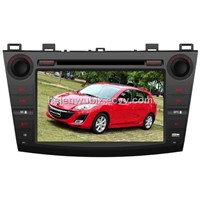 8 Inch Touch Screen Car DVD Player
