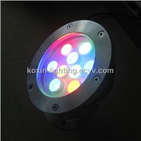 9W LED Underwater Lamp