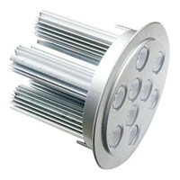 9x3W High Power LED Ceiling Light
