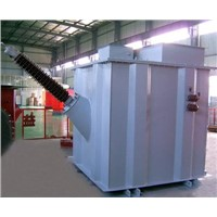 AC Tank Type Test Transformer (HTTS Serial)