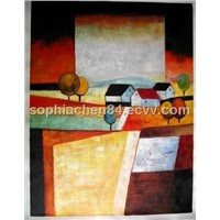 Abstract Art Painting (AB3038)