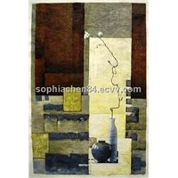Abstract Oil Paintings (AB3012)