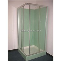 Acrylic Solid Surface Shower Enclose, Shower Tray