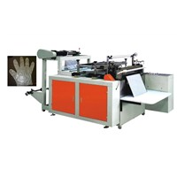 Automatic Electronic High-Speed HDPE Disposable Gloves Making Machine