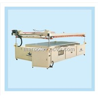 Automatic Large Flat Screen Printing Machine