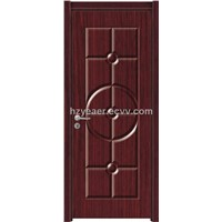 Black Boutique Oak Wood Interior Door