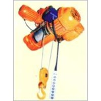 CD1,MD1 Model Wire Rope Electric Hoist