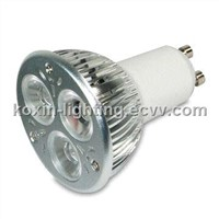 CREE 3*2W Gu10 LED Bulbs
