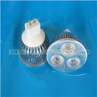 Cree LED Light Bulb (3*2W MR16)